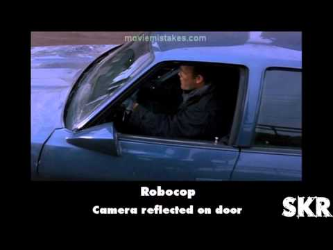 Movie Mistakes: RoboCop (1987)
