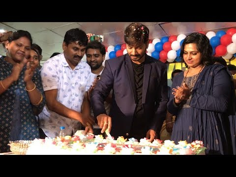 Kaushal Cake Cutting With His Wife Neelima in Winning Celebrations | Kaushal Army #9RosesMedia