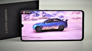 Mate 20 X Review -  A Great Big Phone