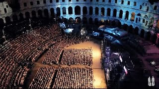 2cellos Smooth Criminal Live At Arena Pula