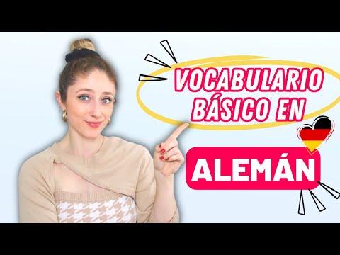 TOP 100 Palabras IMPRESCINDIBLES en Alemán (Parte 1)   AndyGMes