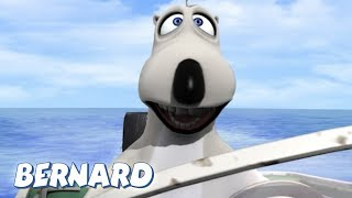 Bernard Bear | The Motorboat AND MORE | 30 min Compilation | Cartoons for Children