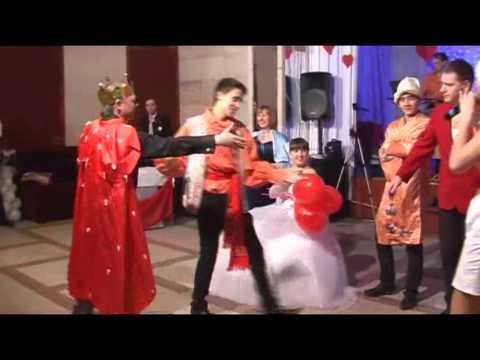 Конкурс на свадьбу со скороговорками