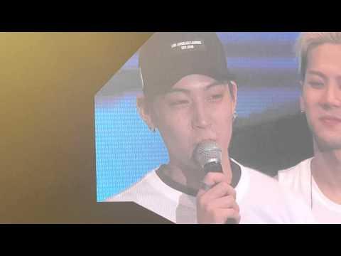 Got7 Fly In Seoul JB Ending
