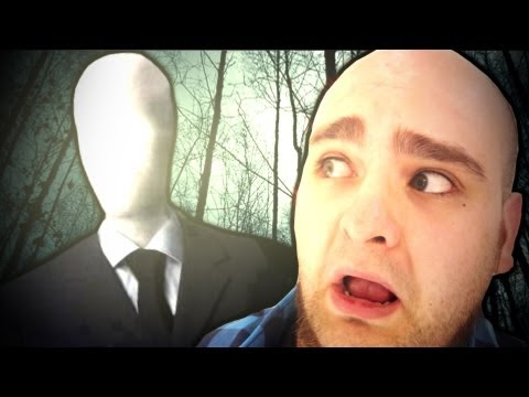 SLENDER IN REALLIFE
