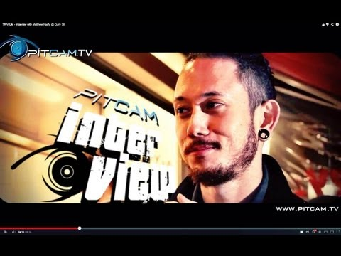 TRIVIUM - Interview with Matthew Heafy @ Curry 36