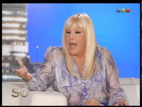 La Abuela: preservativos - Susana Gimenez 2008