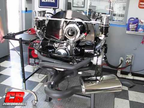 Used Engines For Sale >> CB Performance - 2387cc Engine on the Dyno (made 210hp) - YouTube