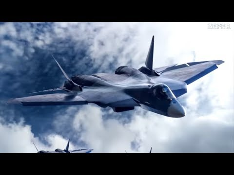 На что способен истребитель пятого поколения СУ-57. Секреты самолета -невидимки