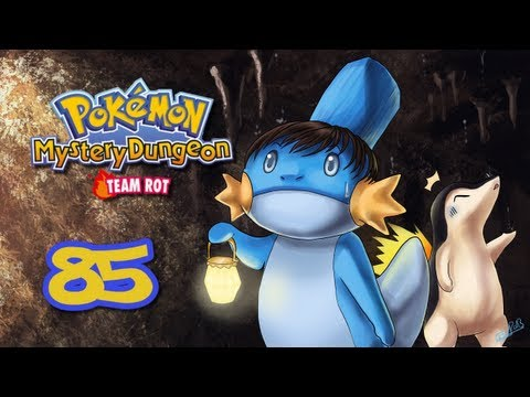 Let's Play Pokémon Mystery Dungeon: Rot [Blind / German] - #85 - Es wird eng