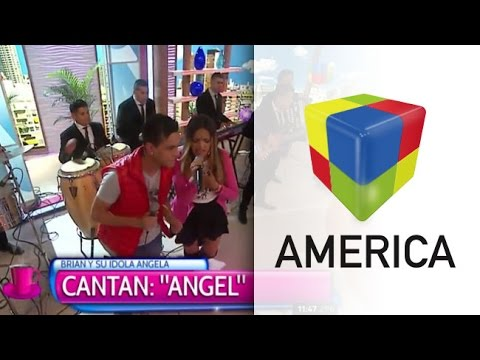 """Brian y Angela le pusieron música a """"Desayuno Americano"""""""
