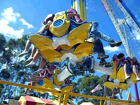Xxxl Ride At Sydney Royal Easter Show 2010 video