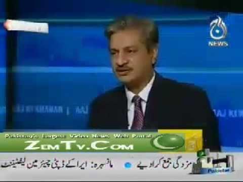 Coward Waseem Akhtar Ran Away, Cant Face Mqm-haqiqi video