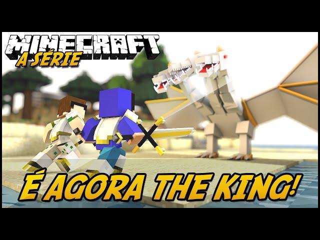 Minecraft: A SÉRIE 2 - É AGORA THE KING! #41