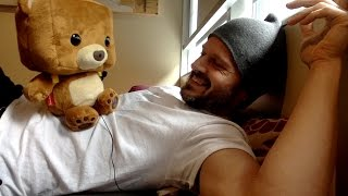 FISHER PRICE SMART TOY BEAR DAY 2
