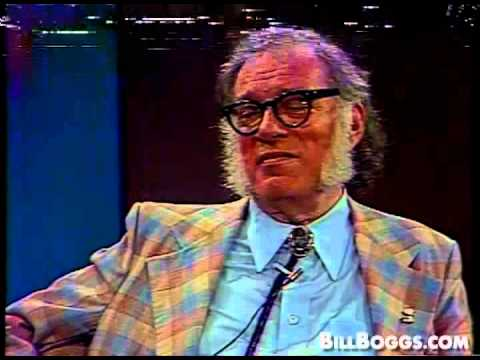 Isaac Asimov Interview with Bill Boggs