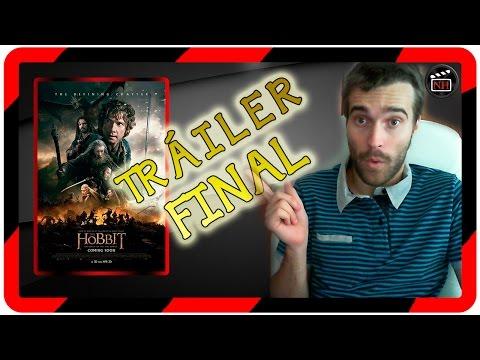 El Hobbit 3: La Batalla de los Cinco Ejércitos (2014) II Tráiler Oficial 2 español El Hobbit 3