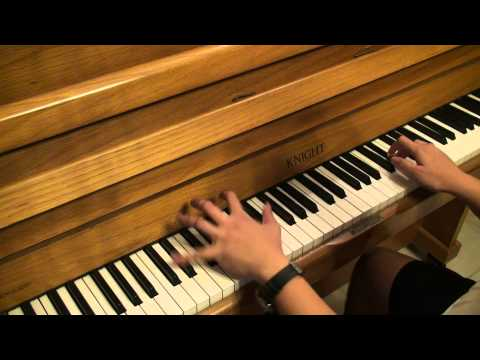 Miranda Cosgrove - Kissin U Piano By Ray Mak video
