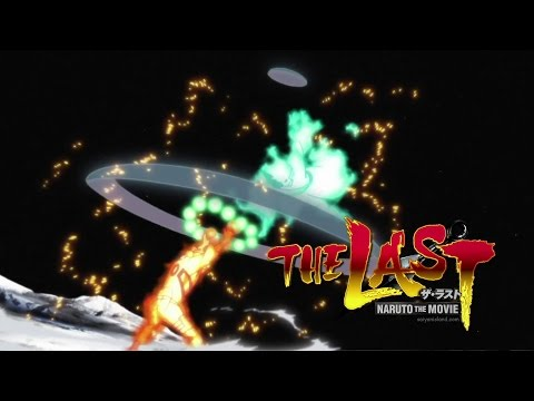 The Last Naruto The Movie Clips (brief Naruto Vs Toneri Footage) video