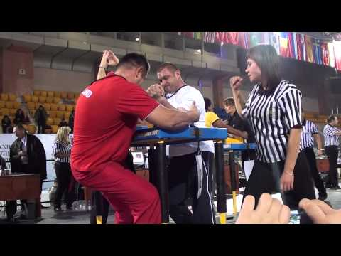 World Armwrestling Championship 2011 - Igor Don Mazurenko (2)