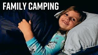 Family Camping Trip | First Time Camping with Kids | Oklahoma Camping