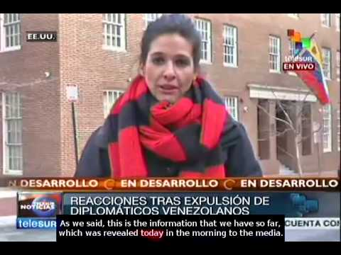 US government expells 3 Venezuelan diplomats