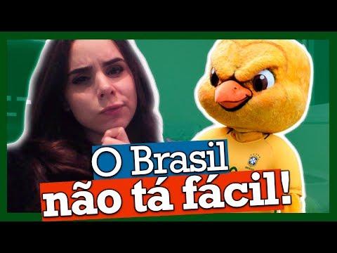 VIVER NO BRASIL NÃO ESTÁ FÁCIL (Isa Responde + Resultado Sorteio)