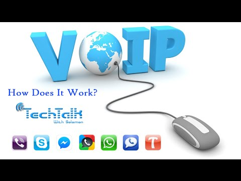 S6 Ep.2 - How VoIP Works (Viber, Skype, Tango...) - TechTalk With Solomon