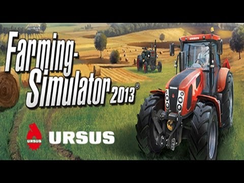 [LS13] Ursus Addon - Informationsvideo (Landwirdschaft Simulator 2013)