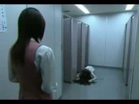 Video Seram, Ada Hantu Di Toilet Wanita Yang Mengerikan video