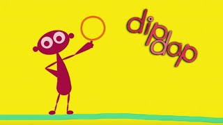 Animation for Kids | Dipdap - Ball | Funny Cartoons for Kids | Cartoon Movie | HD