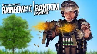 Rainbow Six Siege - Random Moments: #17 (Funny Moments Compilation)