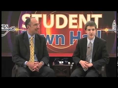 CRTW: Student Town Hall Meeting at Gaithersburg Middle School on April 11