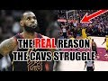 The REAL Reason Why The Cavs STRUGGLE In The NBA Playoffs MP3