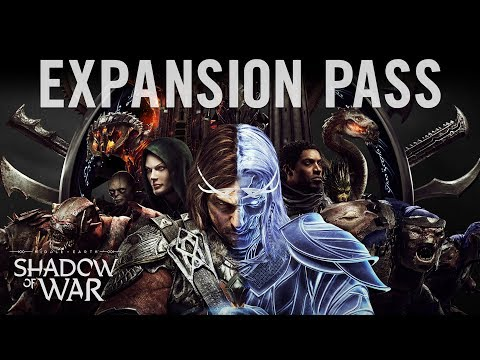 Official Shadow of War Expansion Pass Trailer