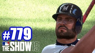 BIG GRAND SLAM WHEN WE NEEDED IT THE MOST! | MLB The Show 19 | Road to the Show #779