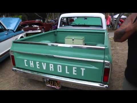 1968 Chevrolet CST Shortbed Fleetside Pickup Truck - Interview with Rene