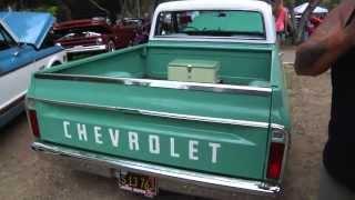1967 87 Chevy Truck Console  Vi
