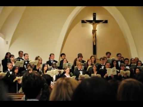 George Washington University Singers: Mozart's Requiem Rex Tremendae