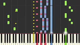 bài hát Ai Yêu Bác Hồ Chí Minh bản nhạc đánh đàn piano  dành cho thiếu nhi