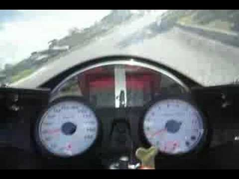 Kawasaki ZZR1400 AT TOP SPEED (WHEN POSSIBLE)