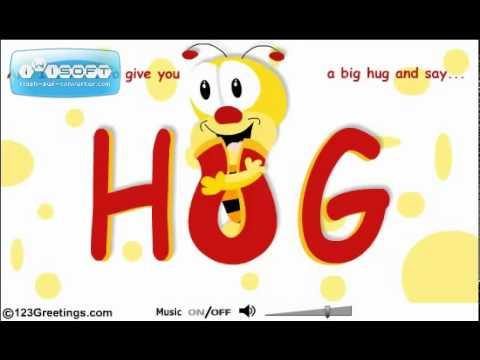 Hug Week Ecards Hugs