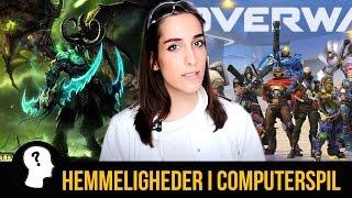 HEMMELIGHEDER I COMPUTERSPIL
