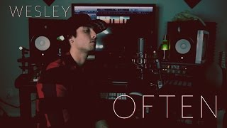 Download Lagu Often - The Weeknd (Wesley Cover) Gratis STAFABAND