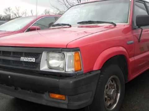 1990 Mazda B2200/B2600i Pickup 2WD Cab Plus 2.2L Truck - Cordova, TN