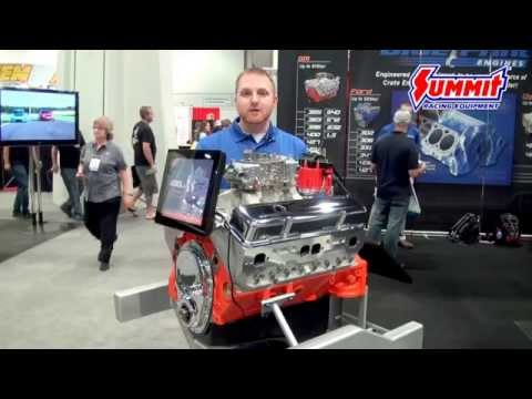 Blueprint Engines Small Block Chevy 400