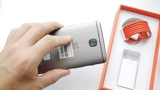 Распаковка OnePlus 3T: проверяем Wi-Fi и фронталку