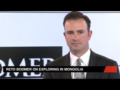 Reto Bodmer on mining in Mongolia