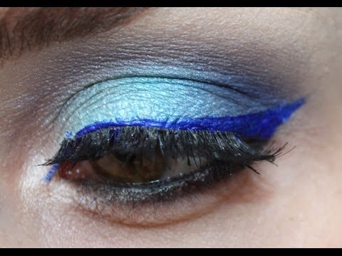 NAVY CHIC - Makeup Tutorial & Review