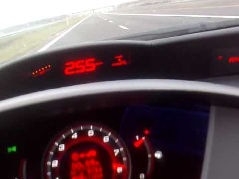 New Honda Civic TypeR FN2  258 km/h 10000km